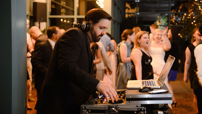 Evan Reitmeyer, Wedding DJ Washington DC