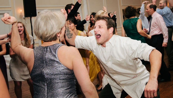 Wedding DJ Questions Dance Party