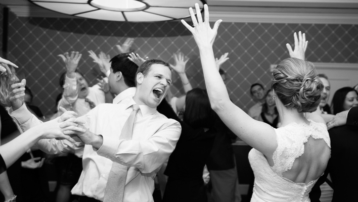 Washington DC Wedding DJ - Photo by Lisa Marie at Sweet Tea Photography