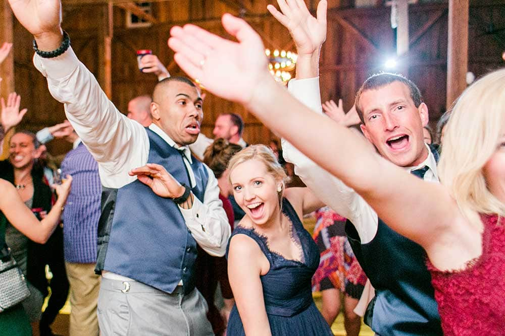 Frederick MD Wedding DJ Evan Reitmeyer