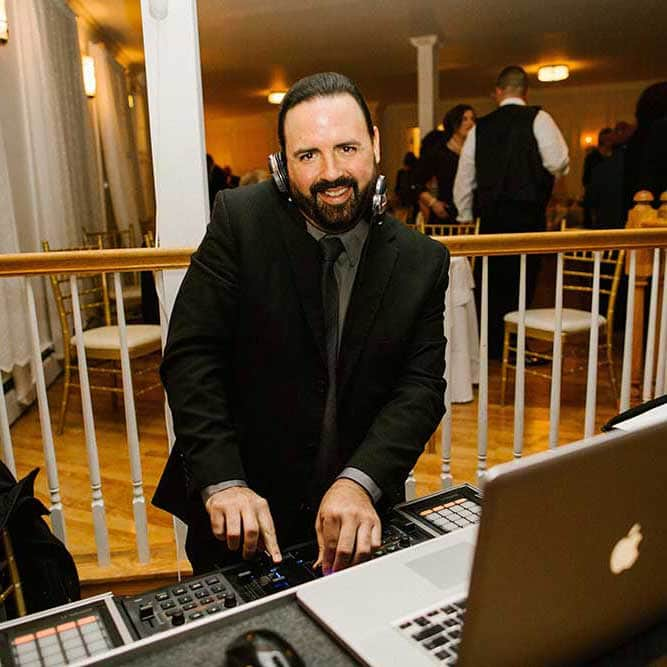 Maryland Wedding DJ Evan Reitmeyer