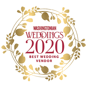Best Wedding Vendor - Washingtonian Weddings